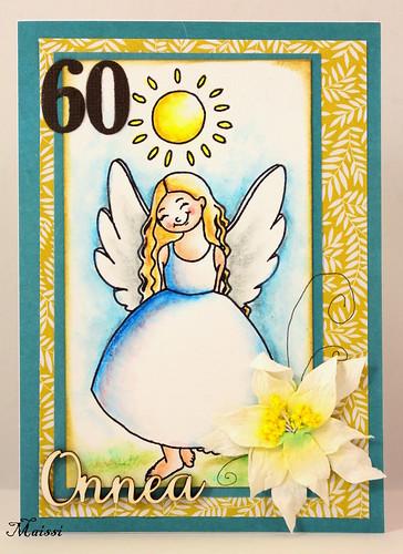 60-vuotis kortti 1