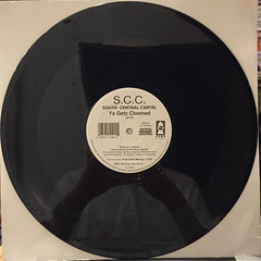 S.C.C.:U GOTTA DEAL WIT US(GANGSTA LUV)(RECORD SIDE-B)