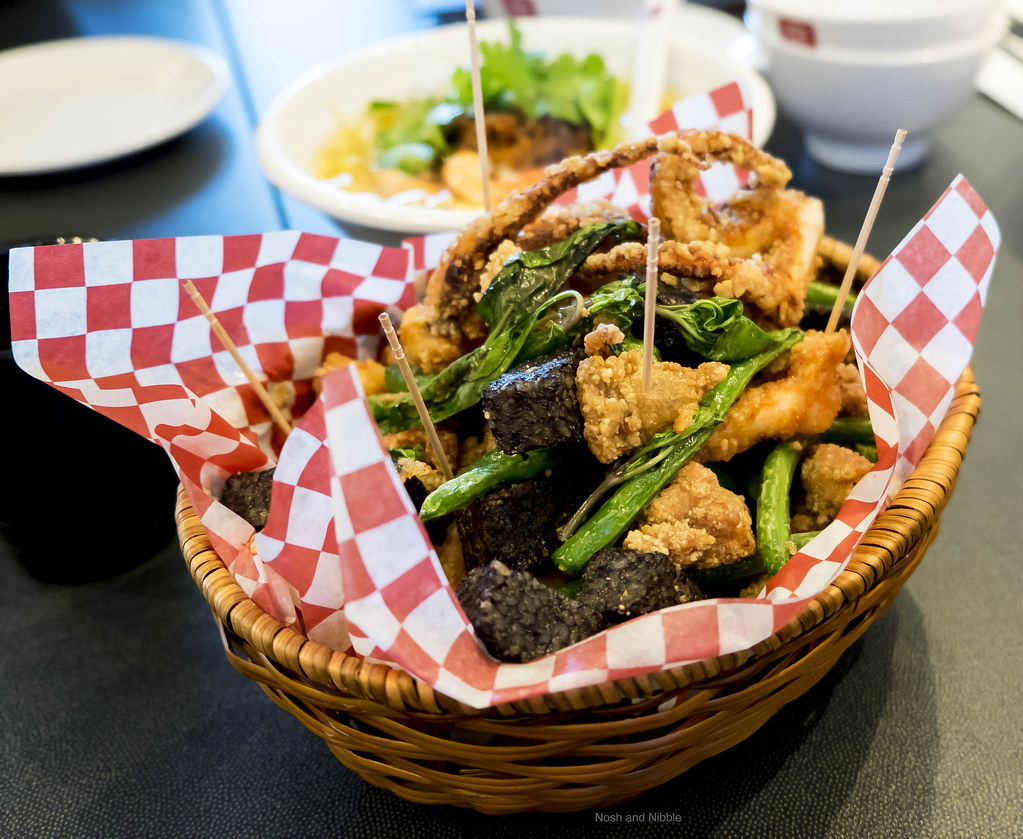 Nosh and Nibble - 5 Best Things from MYST Asian Fusion - Burnaby #foodie #foodporn