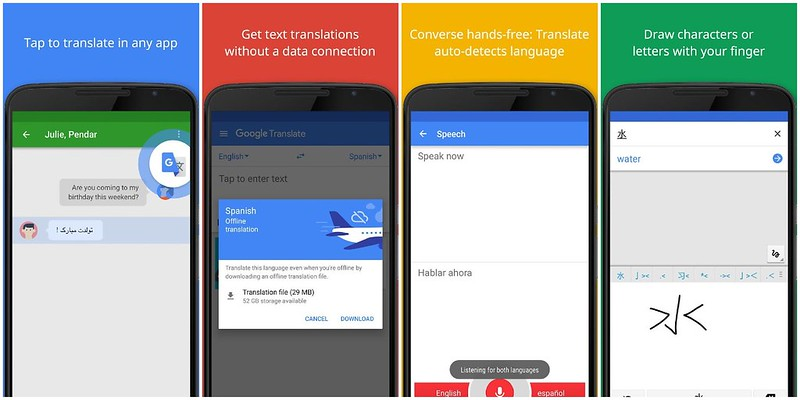 GoogleTranslate-app