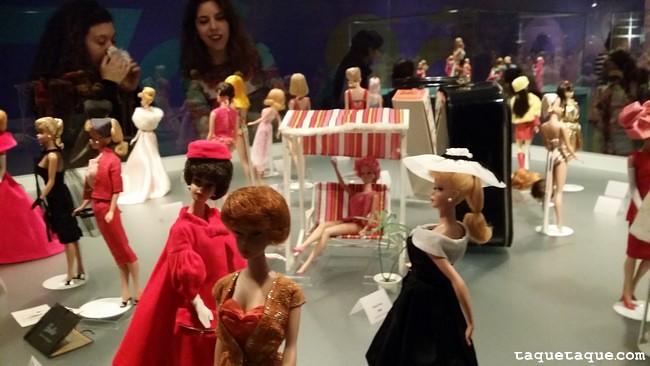 Barbies de 1960s