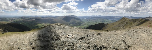Blencathra Summit