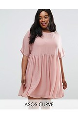 femme-robes-casual-asos-robe-babydoll