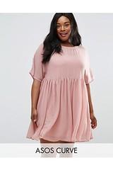femme-robes-casual-asos-robe-babydoll