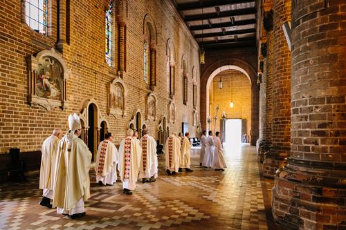 ¡Solemne Eucaristía por nuestros 80 años!