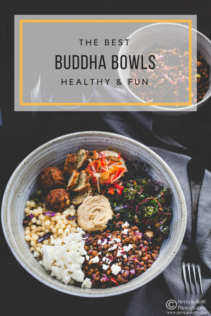 Buddha Bowls on Pinterest by Meeta K. Wolff