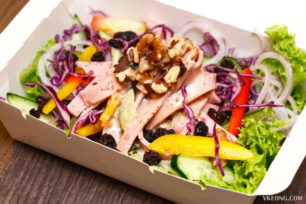 Sandwich Express Salad