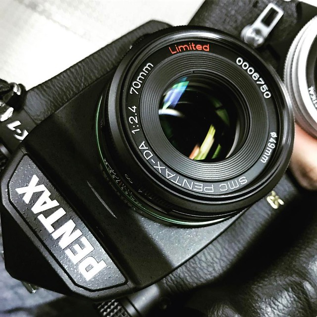 Pentax DA 70mm f2.4 Limited K-1 試鏡