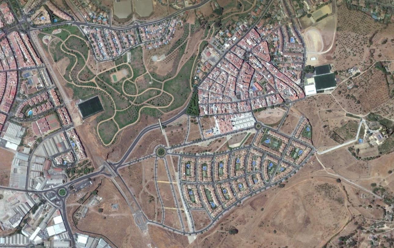 el naranjo, córdoba, toronjas, después, urbanismo, planeamiento, urbano, desastre, urbanístico, construcción, rotondas, carretera