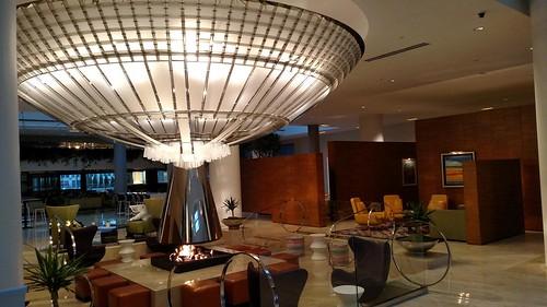 Renaissance Shaumburg Convention Hotel lobby