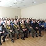 Встреча учащихся школы с ветеранами – участниками Великой Отечественной войны | 2017