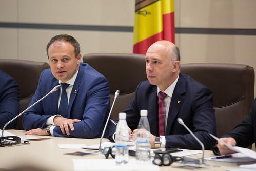 19.05.2017 Întrevederea cu ambasadorii acreditați în Republica Moldova