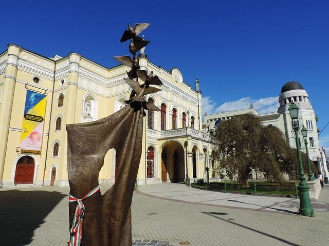 Csokonai Theatre, Debrecen, Hungary