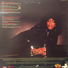 LOLEATTA HOLLOWAY:QUEEN OF THE NIGHT(JACKET B)