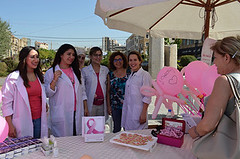 Health Fair In Jbeil Souks