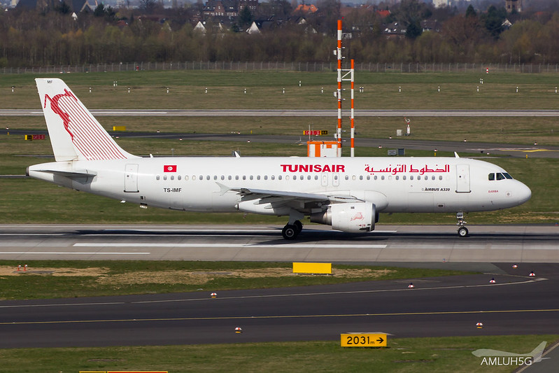 Tunisair - A320 - TS-IMF (2)