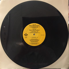 JAZZY JEFF & FRESH PRINCE:BOOM! SHAKE THE ROOM(RECORD SIDE-B)
