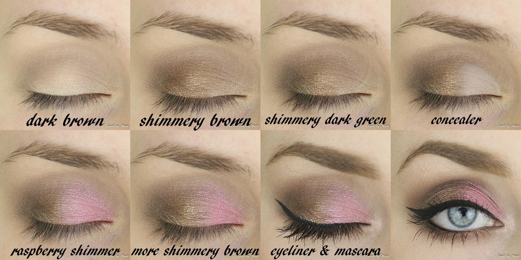 4 maybelline master ink mate waterproof black review kokemuksia pop of color eye makeup ideas look tutorial