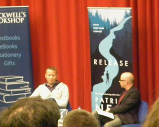 Patrick Ness and Keith Gray