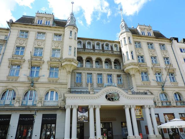 Hotel Aranybika, Debrecen, Hungary