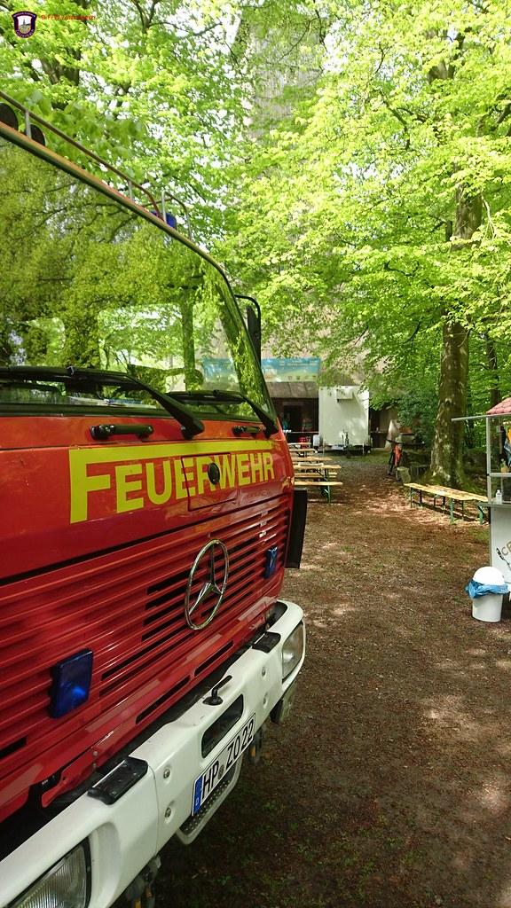 Brandsicherheitsdienst Ireneturm