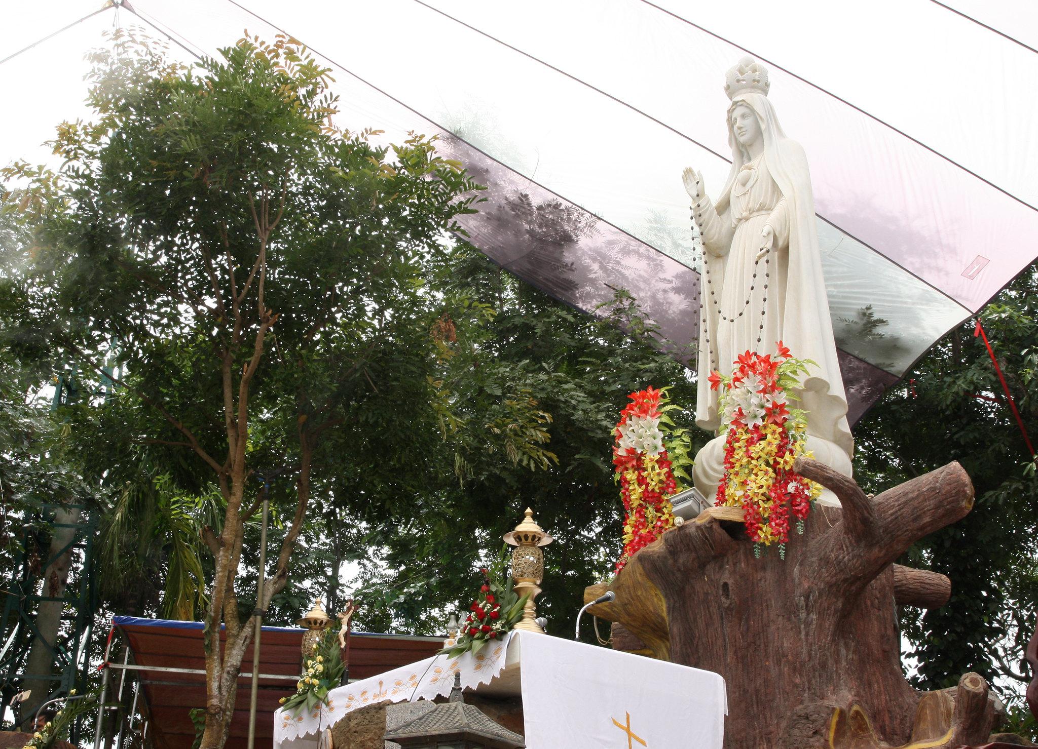 Kỷ niệm 100 năm Đức Mẹ Fatima