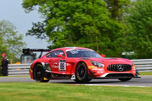 Daniel Juncadella - Felix Serralles, Mercedes-AMG GT3, Blancpain GT Series Sprint Cup, Brands Hatch 2017