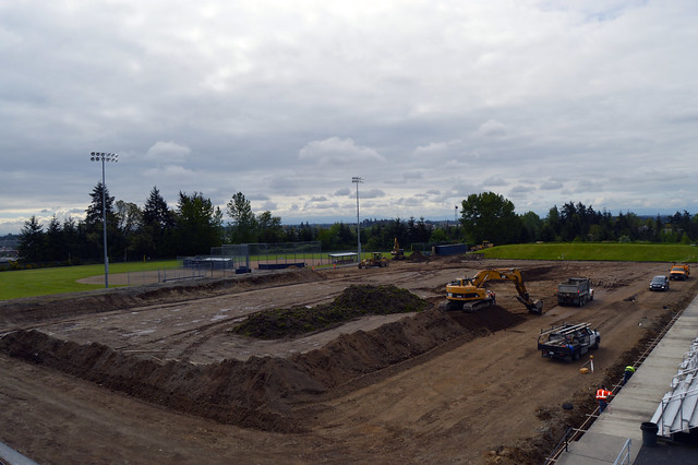 2017 Memoral Field Renovation