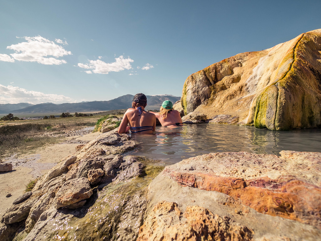 Travertine Hot Springs-6