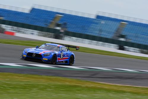 Miguel Toril - Oliver Morley - Manuel Metzger, Mercedes-AMG GT3, Blancpain GT Series Endurance Cup, Silverstone 2017