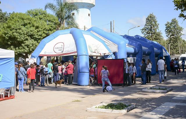 Centro de Atención Ciudadana en Apolinario Saravia