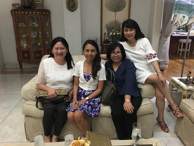 OMB dinner  1  May 12, 2017