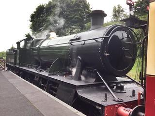 0-8-0 GWR No. 2857