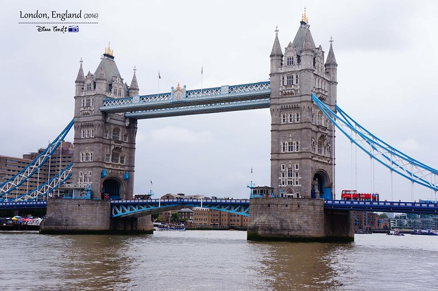 2016 London - Tower Bridge