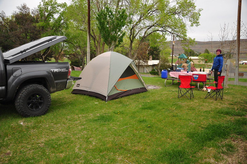 Our Vantage campground