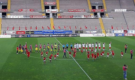 Triestina - Virtusvecomp - Serie D - Finale Play Off