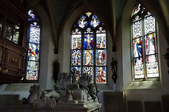 Stadtkirche Fenster