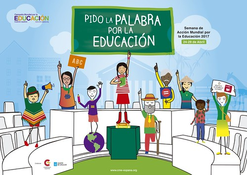 Campaña Mundial por la Educación en Getxo