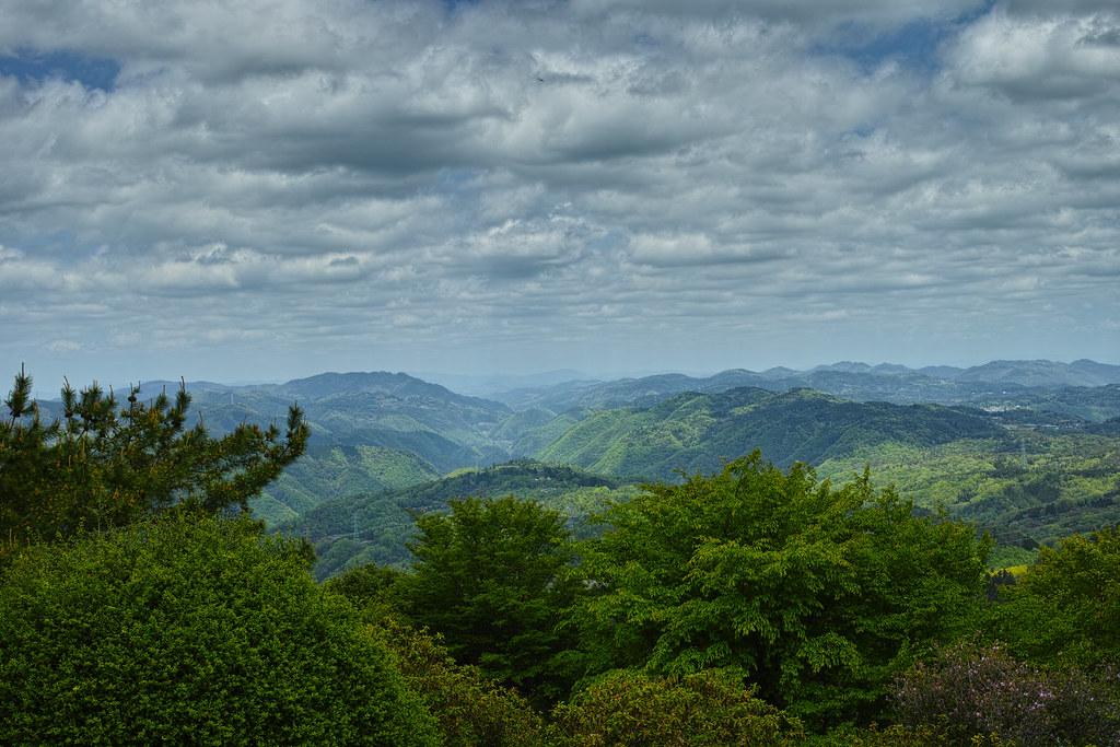 弥高山からの絶景 #2