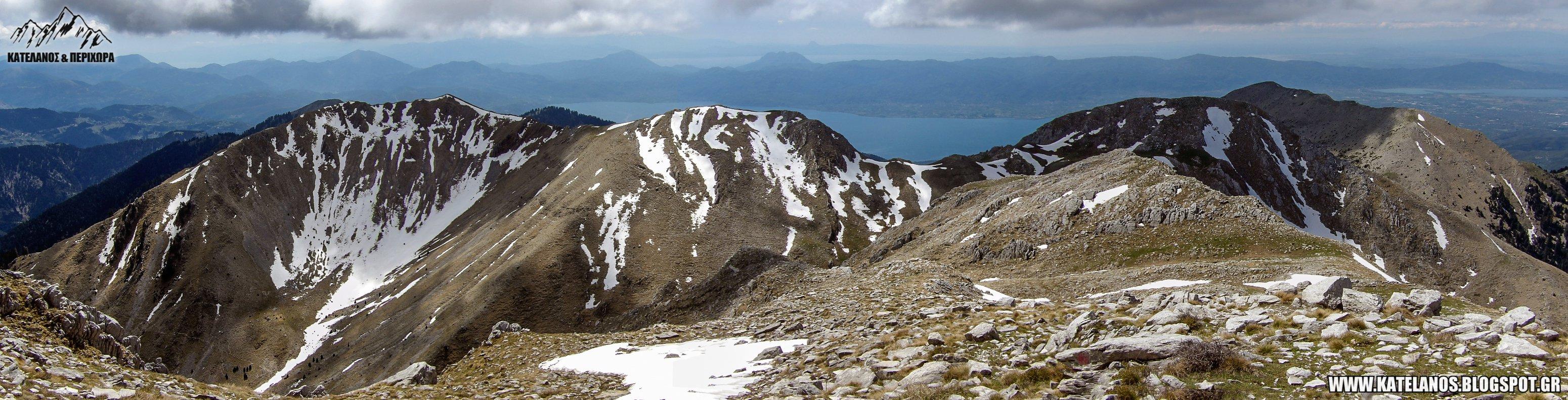 κορυφες ξανθη γκιορλα γιορλα βγενα παναιτωλικο ορος βουνοκορφες