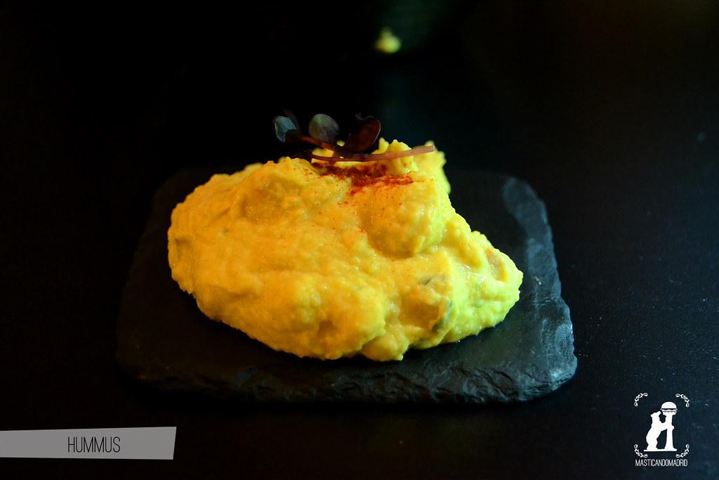 Hummus Restaurante Cornucopia