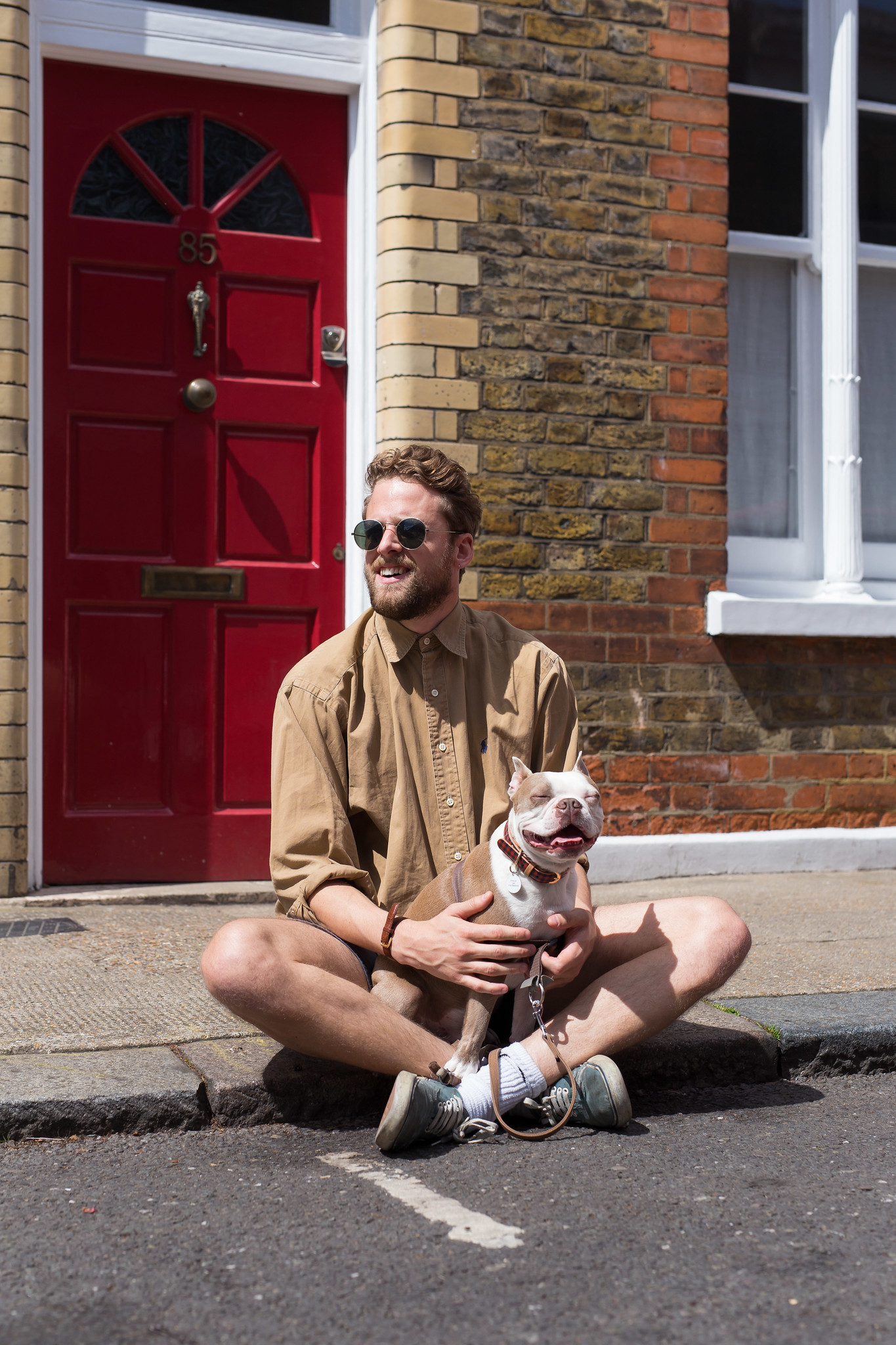 Street Style - Butch & Charlie, Columbia Road