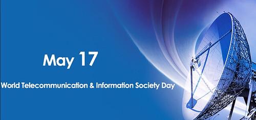world telecommuni day