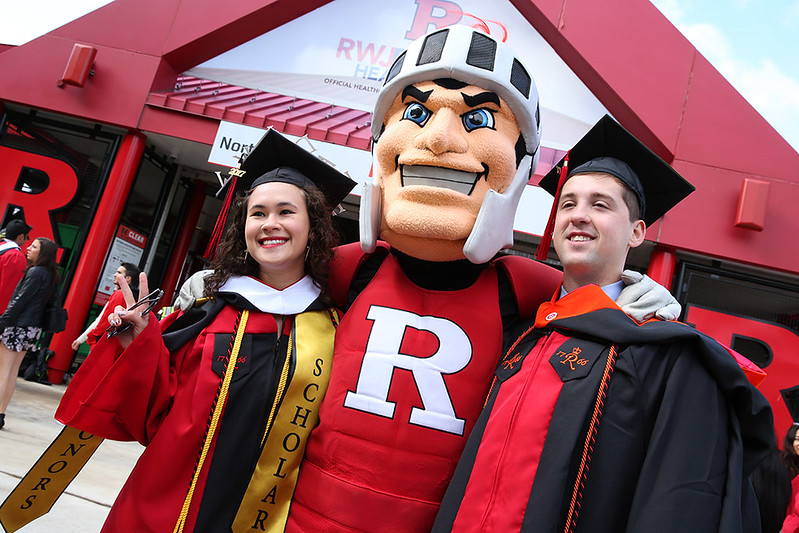 Rutgers' 251st Anniversary Commencement (2017)