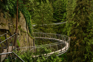 Capilano Suspension Bridge Park 5 | by C.M. Keiner