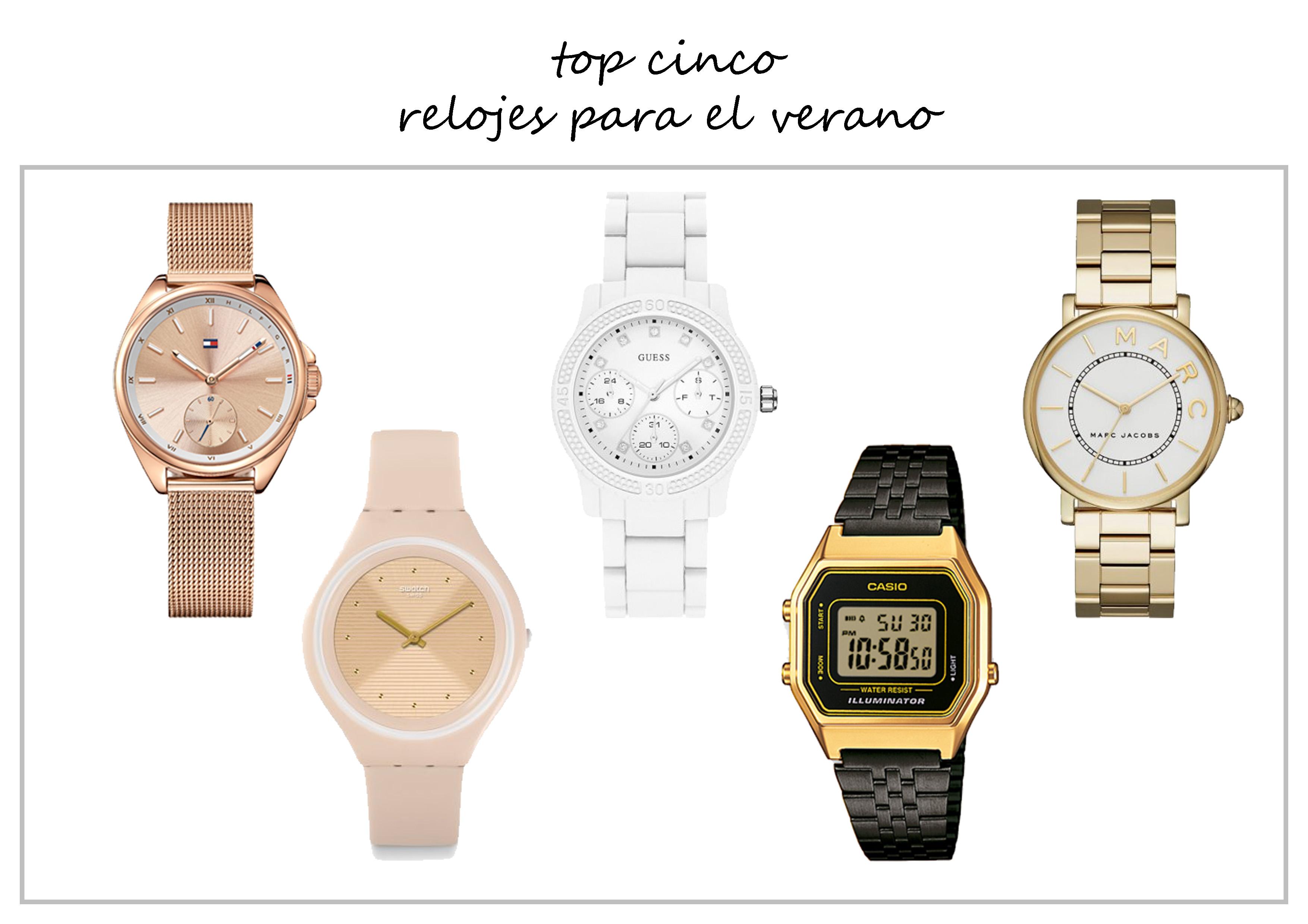 top-cinco-relojes-para-el-verano