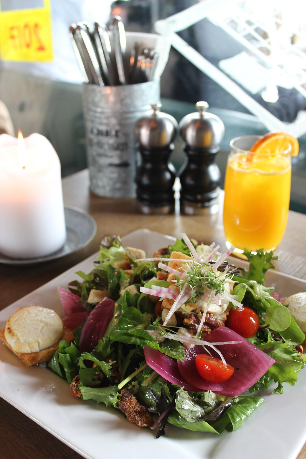 Bistro lunch / etdrysskanel.com