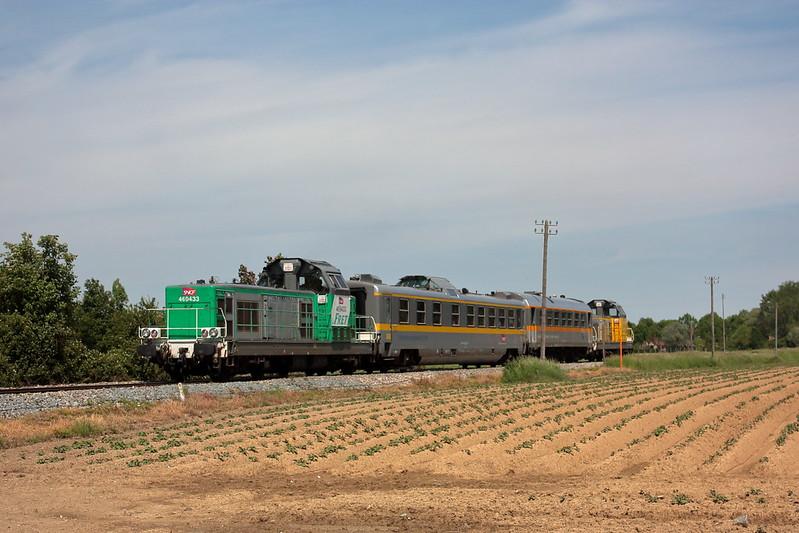 Alstom 66433 - BB 469433 / Sailly-sur-la-Lys