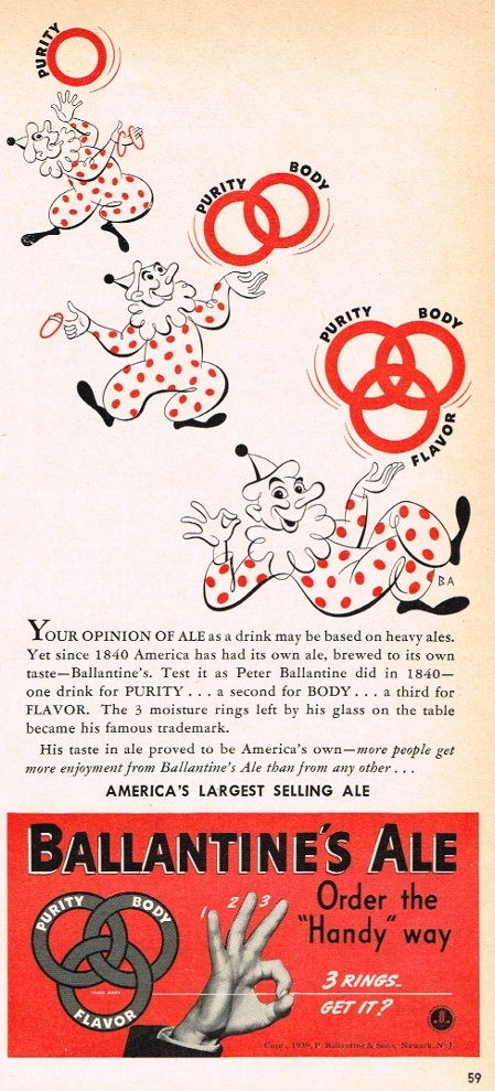 Ballantine-1940-clown