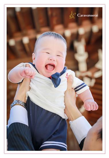 お宮まいり 景行天皇社 愛知県長久手市 双子の兄弟 ロケーション撮影 人気 オススメ データ納品